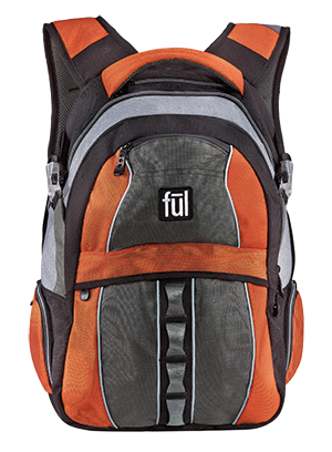 Ful Backpack- orange